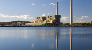Recycling boost at Eraring Power Station
