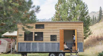 The pursuit of sustainable happiness: tiny homes