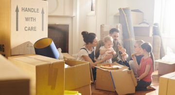How to make it work when the stepkids move in