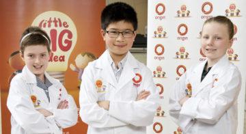 Kids Leading Innovation: littleBigIdea Finalists