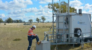 Assessing air quality in Queensland's major gas region