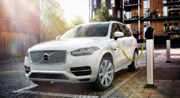 Volvo to sell one million electric vehicles by 2025