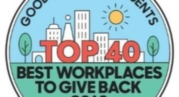 Origin wins Good Company's Best Workplaces to Give Back