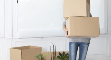 9 sustainable tips for moving house