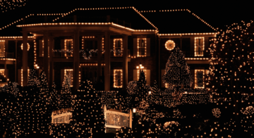6 tips to get your Christmas lights right