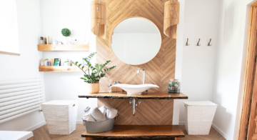 10 ways to spruce up your bathroom