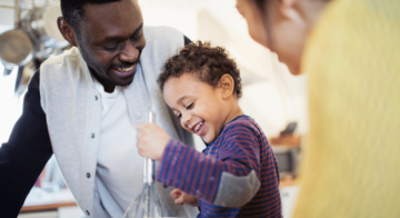 A bundle of joy and a bundle of benefits for new Origin parents