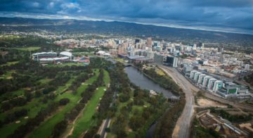 Using artificial intelligence to improve energy efficiency at Adelaide Oval
