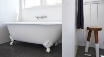 Bathroom energy saving tips