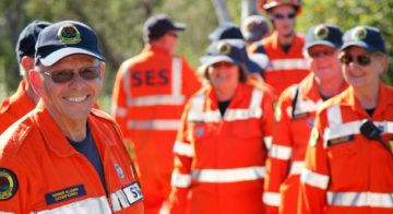 NSW State Emergency Service (SES) partnership