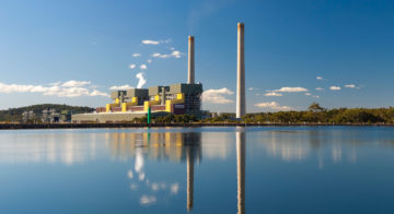 Power station trial aims to reduce reliance on coal