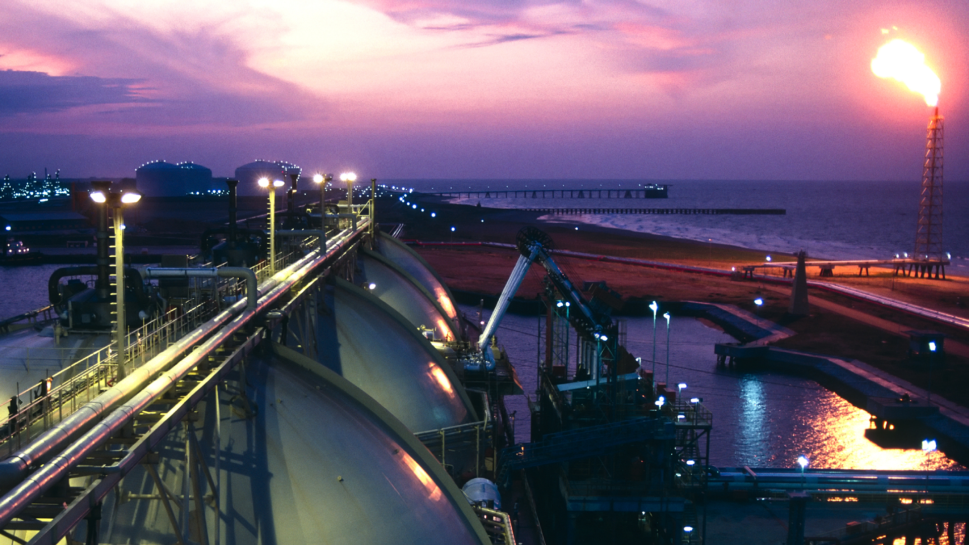 Liquefied Natural Gas (LNG) in Australia