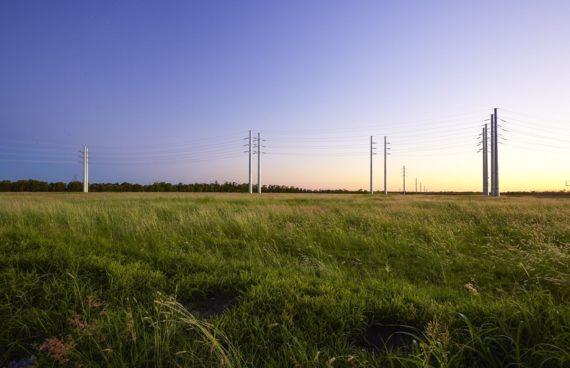 Condabri sunrise showing open plains