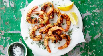 Chermoula Prawns Recipe