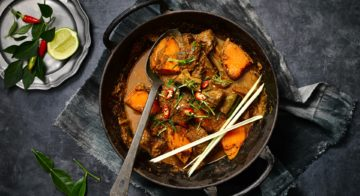 Coconut and Chilli Beef Curry Recipe