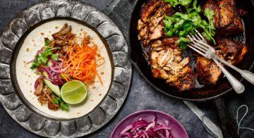 Pulled Pork Tortillas Recipe