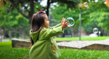 Starting Young: Sustainable activities for kids