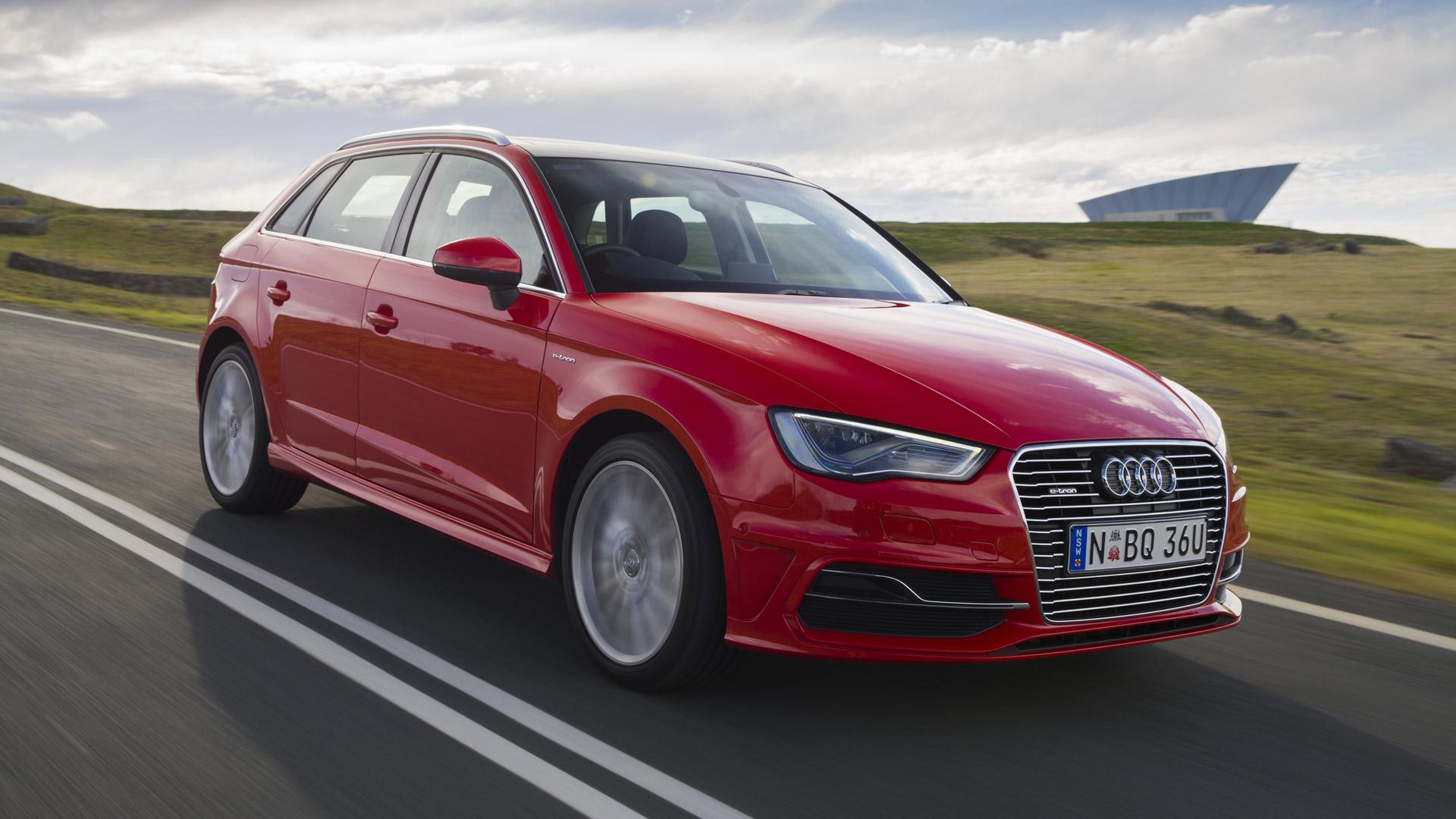 Origin Partners With Audi For A Launch Of Electric Vehicle - Audi car origin