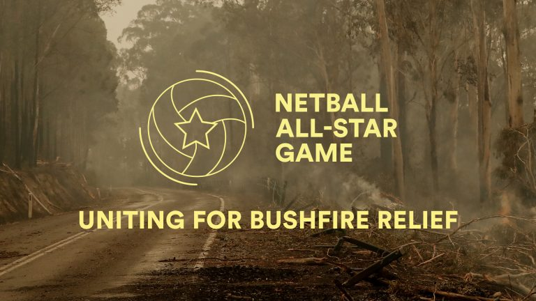 Netball all-star game – uniting for bushfire relief