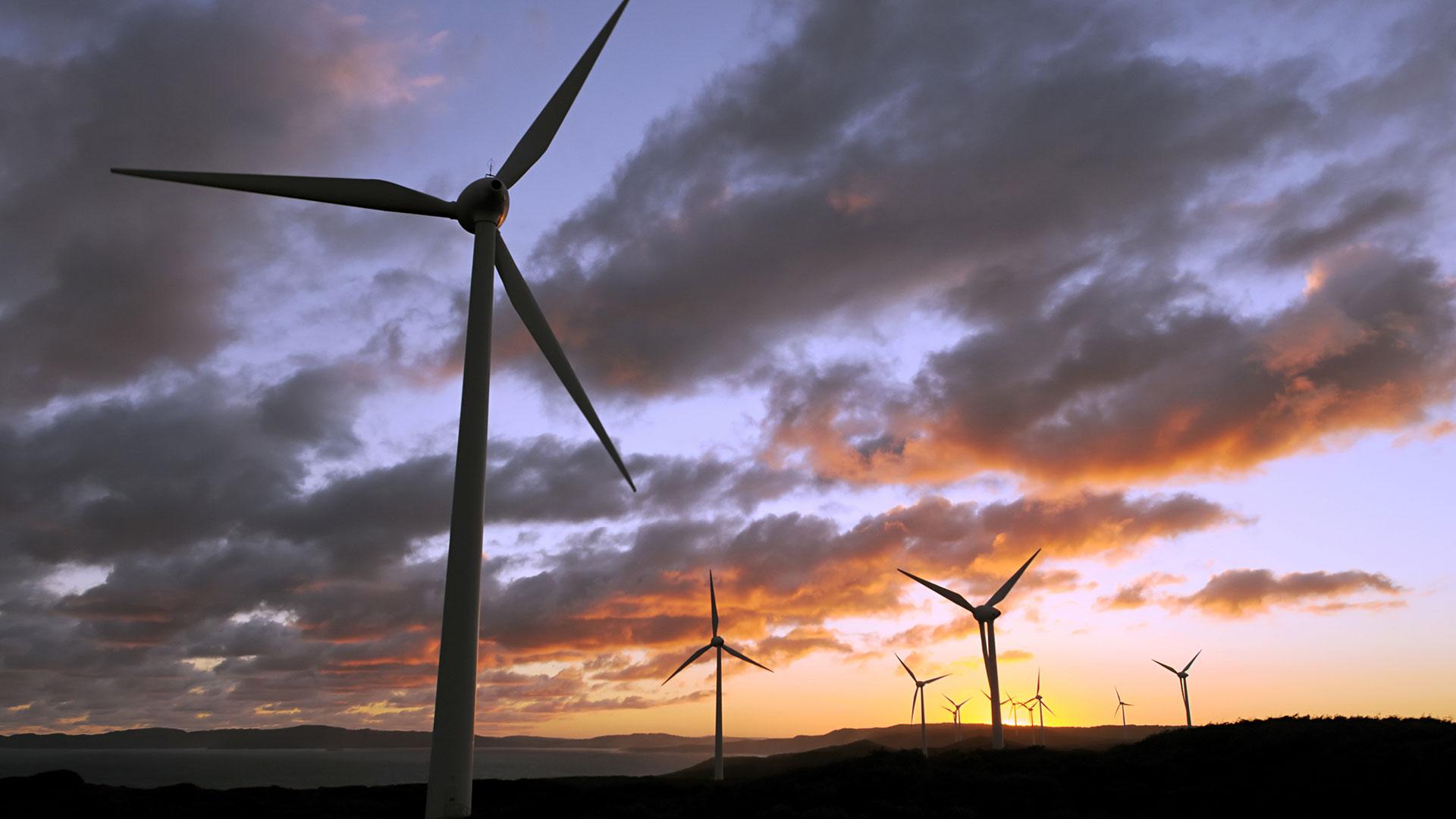 Wind Energy In Australia Origin Power