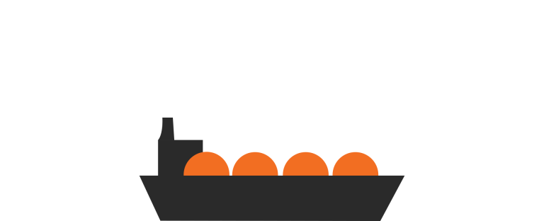 csg gas export ship illustration