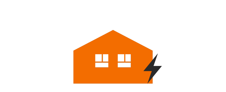 home electricity illustration