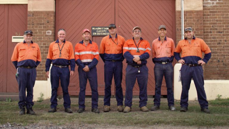 Maryborough Team LPG